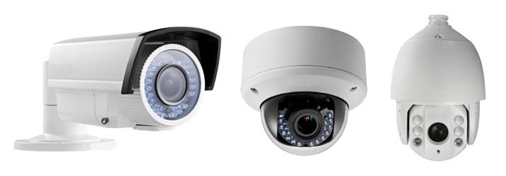 防犯カメラ/ネットワークカメラ